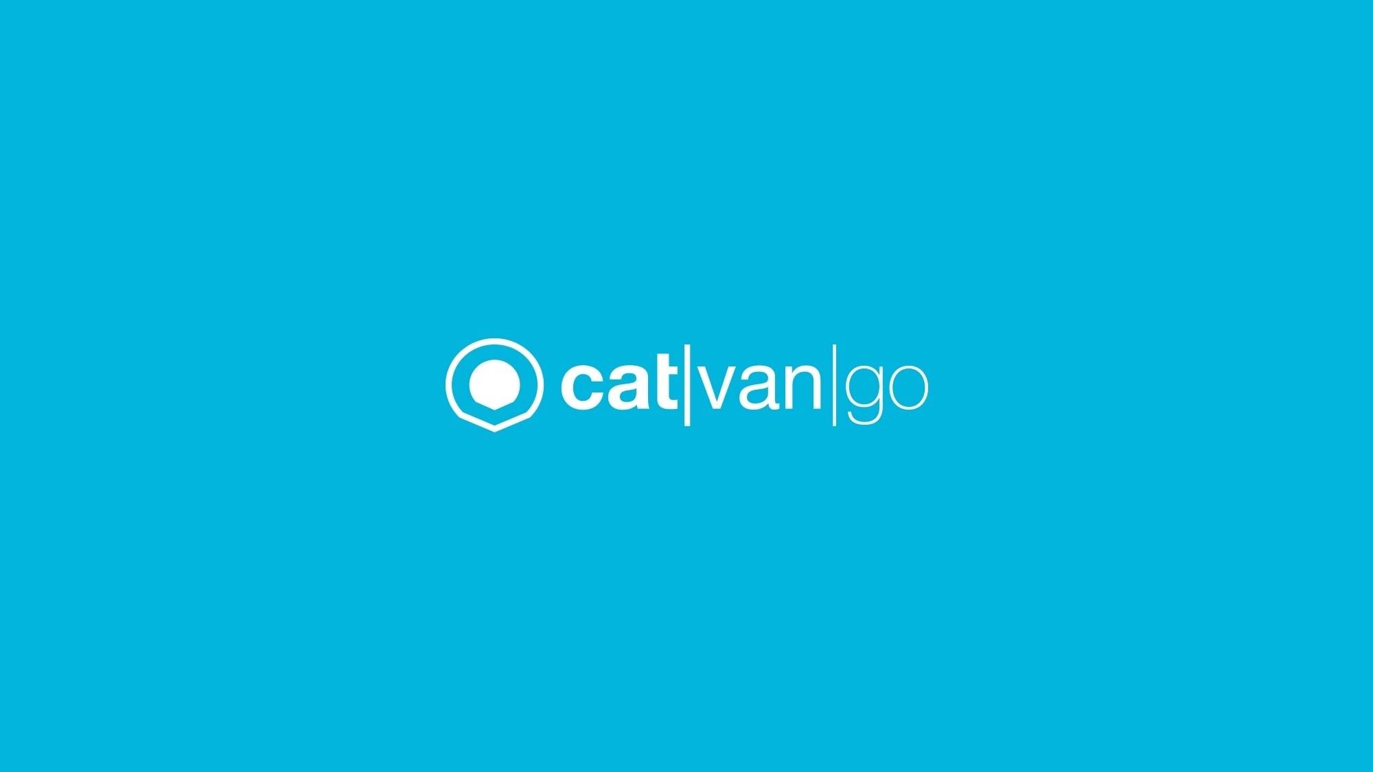 Alucina - CatVanGo - Logo