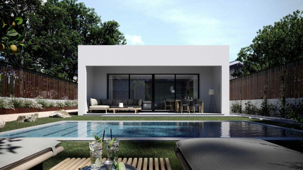 Viü - Cases prefabricades - sostenibles - eficients - alucina branding i disseny - osona - barcelona